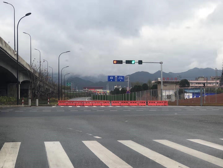 Перекрытые дороги Иу